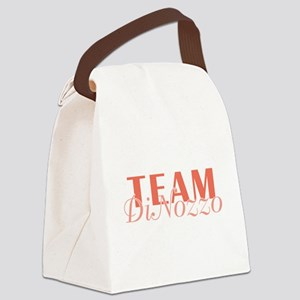 TEAM DINOZZO Canvas Lunch Bag
