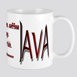 Chocolate, men, coffee Mug