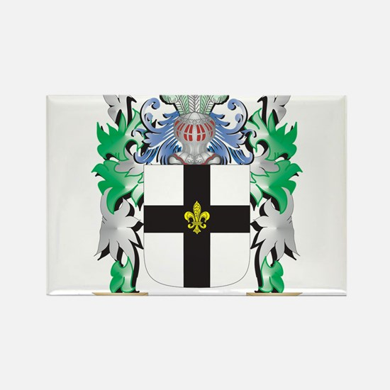 Aris Coat of Arms - Family Crest Magnets