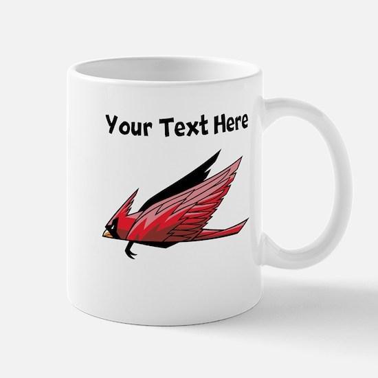 Cardinal Flying Mugs