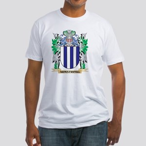 Armstrong Coat of Arms - Family Crest T-Shirt