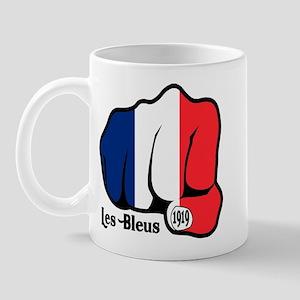 French Fist 1919 Mug