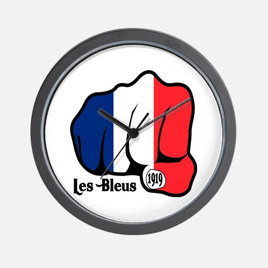 French Fist 1919 Wall Clock