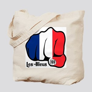 French Fist 1919 Tote Bag