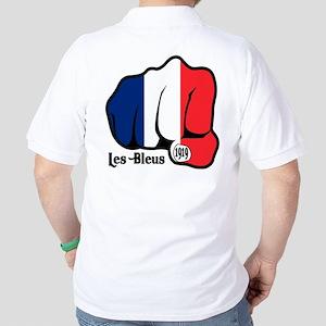 French Fist 1919 Golf Shirt