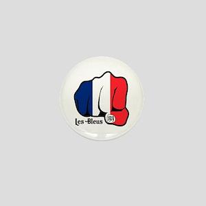 French Fist 1919 Mini Button