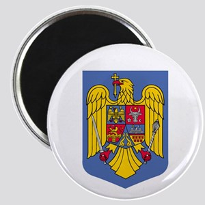 Romanian Coat of Arms Magnet