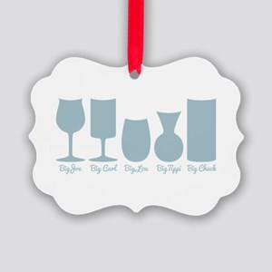 Cougar Town Picture Ornament