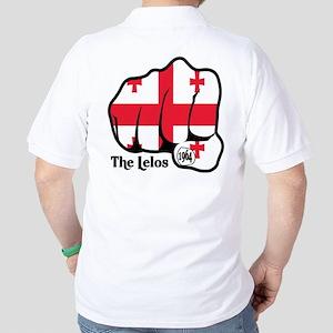 Georgia Fist 1964 Golf Shirt