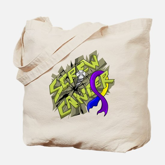 Cute Bladder cancer support Tote Bag