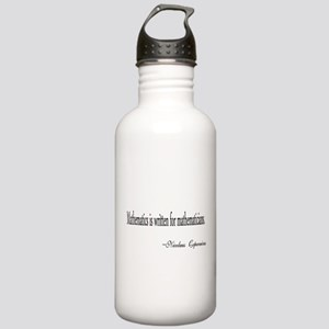 Mathematics for Mathem Stainless Water Bottle 1.0L