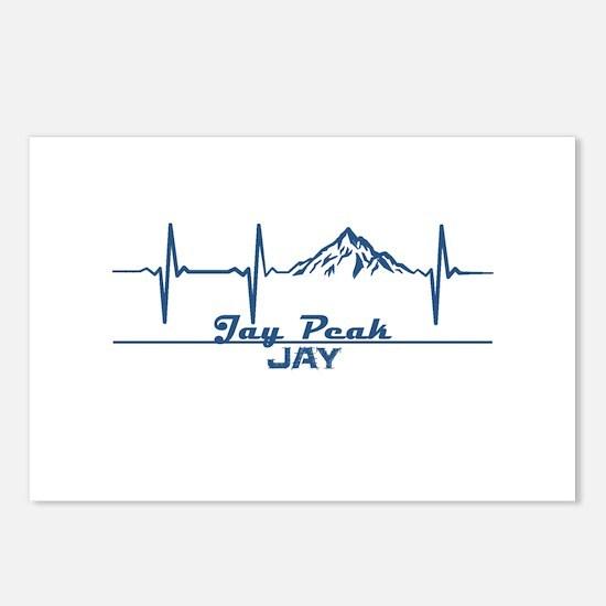 Jay Peak Resort - Jay - Postcards (Package of 8)