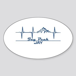 Jay Peak Resort - Jay - Vermont Sticker