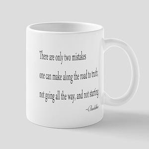 Buddha's Wisdom Mugs