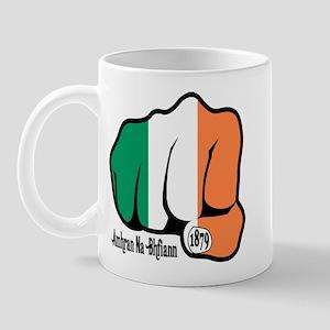 Irish Fist 1879 Mug