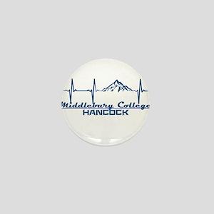Middlebury College Snow Bowl - Hanco Mini Button