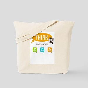 Think CA Logo Tote Bag