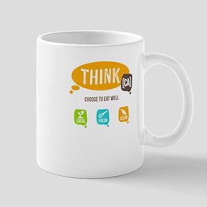 Think Ca Logo Mugs