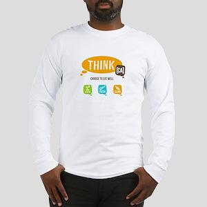 Think CA Logo Long Sleeve T-Shirt