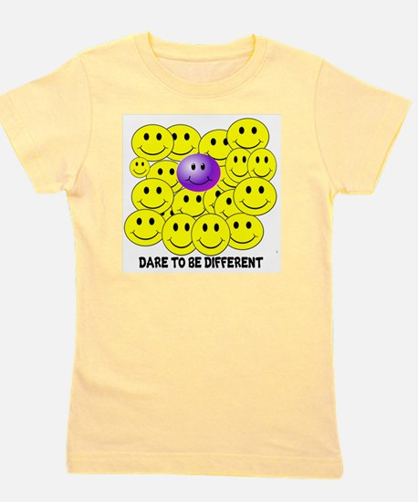 DARE TO BE DIFFERENT Girl's Tee