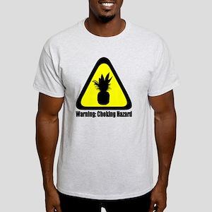 Warning: Choking Hazard T-Shirt
