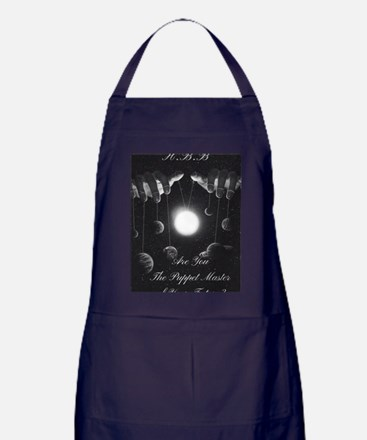 HBB Line: Are You The Puppet Master Apron (dark)