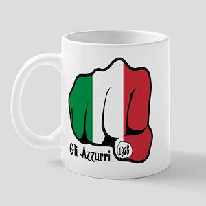 Italian Fist 1928 Mug