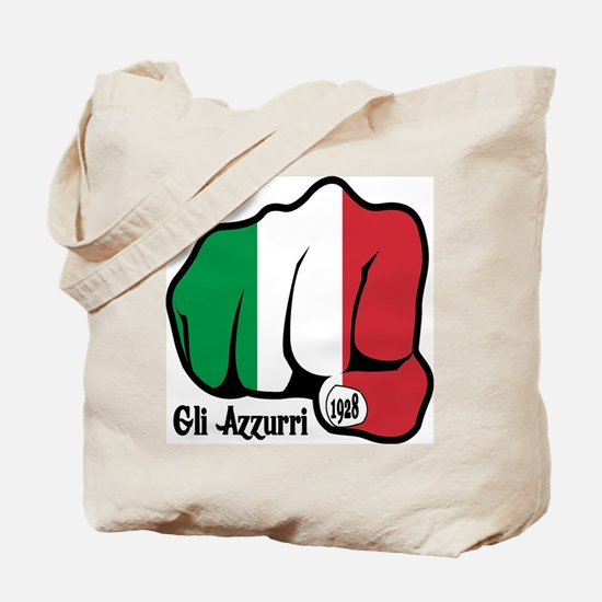 Italian Fist 1928 Tote Bag