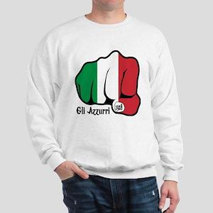 Italian Fist 1928 Sweatshirt