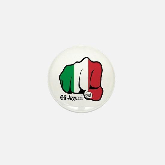 Italian Fist 1928 Mini Button