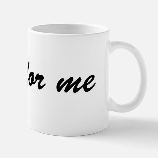 pray for me Mugs