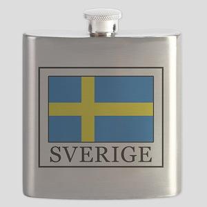 Sverige Flask