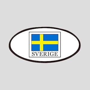 Sverige Patch