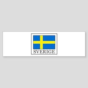 Sverige Bumper Sticker