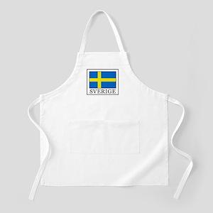 Sverige Apron
