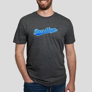 Retro Brooklyn (Blue) T-Shirt