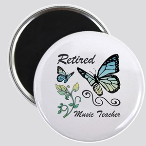 Retired Music Teacher Magnet