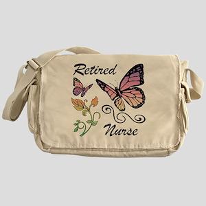 Retired Nurse Messenger Bag
