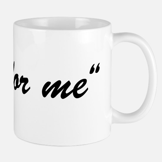 pray for me quotes Mugs