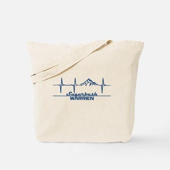Sugarbush Resort - Warren - Vermont Tote Bag