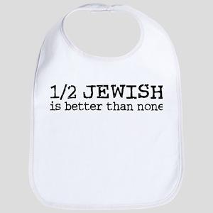 Half Jewish Bib