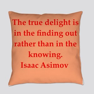 asimov11 Everyday Pillow