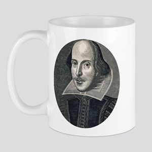 Wm Shakespeare Mug