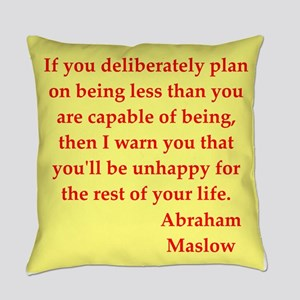 maslow3 Everyday Pillow