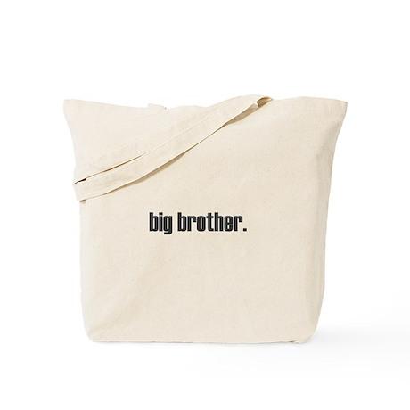 big brother plain Tote Bag