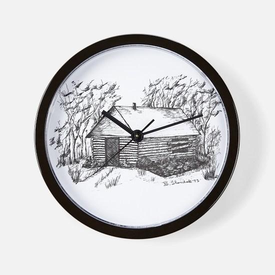 Unique Housewarming Wall Clock