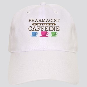 Pharmacist Powered by Caffeine Cap
