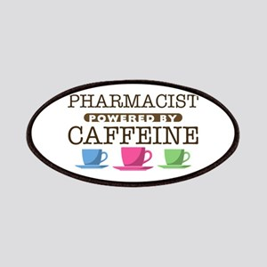 Pharmacist Powered by Caffeine Patches