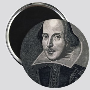 Wm Shakespeare Magnet