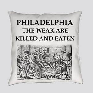philadelphia Everyday Pillow